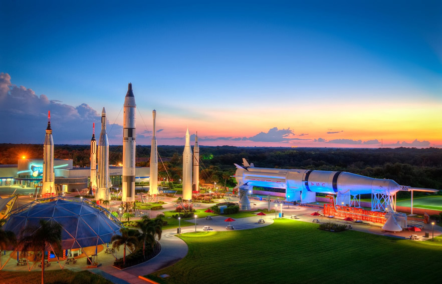 KSC - Rocket Park