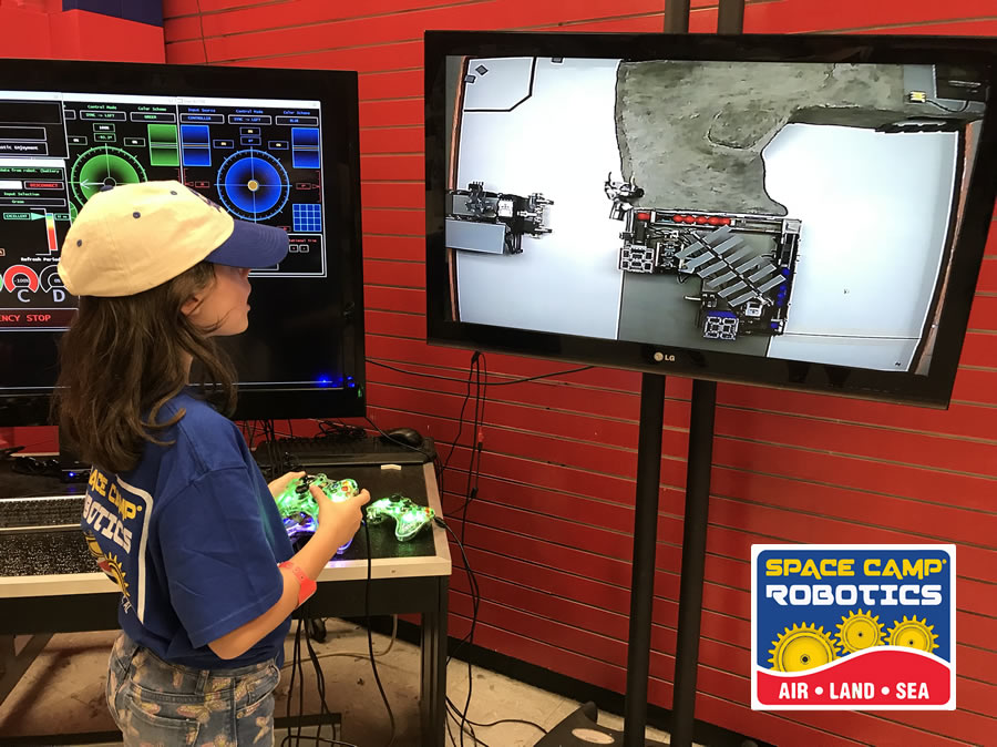 Mission Robotics - Programa NASA Space Academy Camp